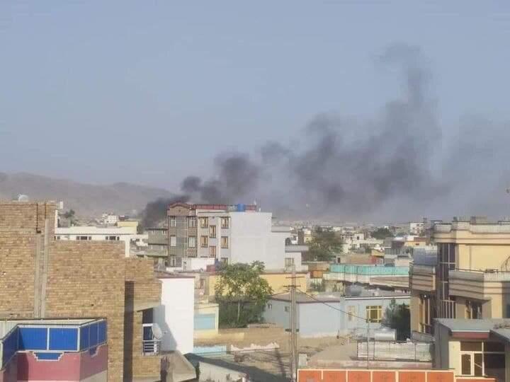 انفجار در نزدیکی فرودگاه کابل